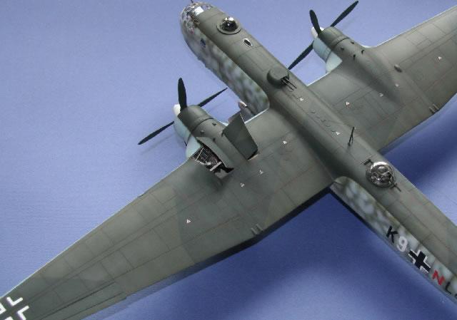 Heinkel He 177 By Raphael Groteclaes Mpm 1 48