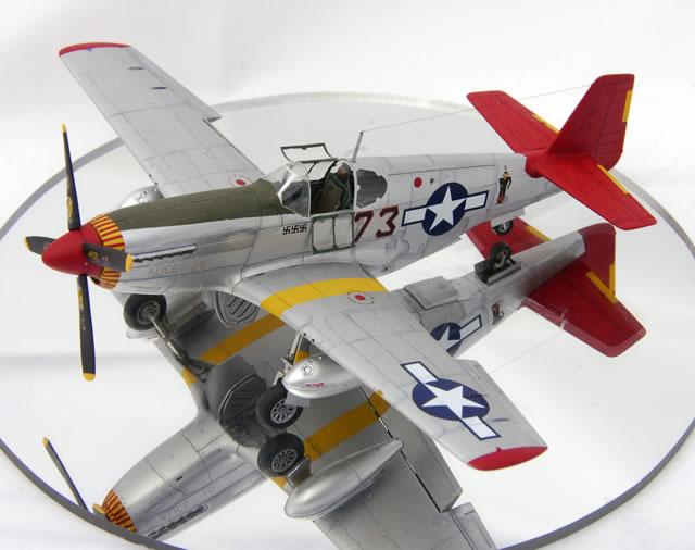 Hasegawa Hawkeye 1 72 Scale P 51b Mustang By Cameron Lynch