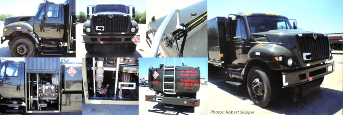 KInetic R-11 Fuel Truck Review by Jason Woollett